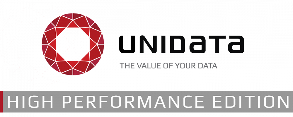 Unidata has presented High Performance Edition